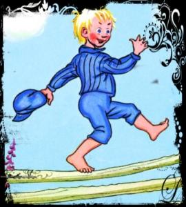 Emil i Lønneberget, Alfred, alle barn trenger en «Alfred» løvetannbarn orkidedatter
