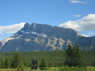 Rocky Mountains visit canada Banff Jasper Alberta