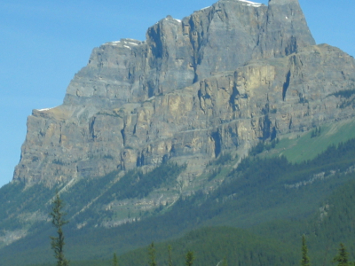 Rocky Moutain Trancecanadian highway Lake Louise