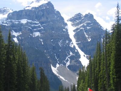 Moraine Lake Lake Louise Banff nationalpark Edmonton The province of Alverta Canada