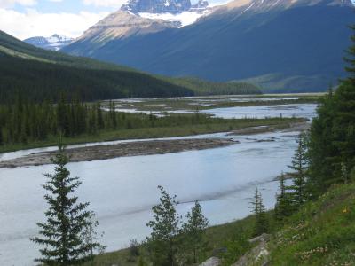 Canada first nation indianland in canada Edmonton Alberta Banff