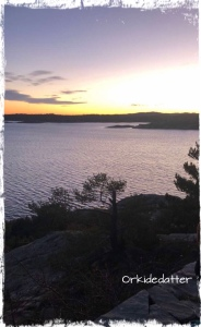 Kristiansand Odderøya Norge venninne