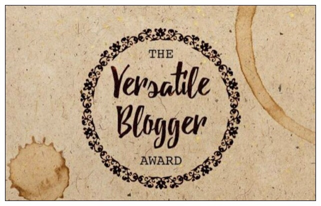 The versatile blogger awards Norwegian blogger