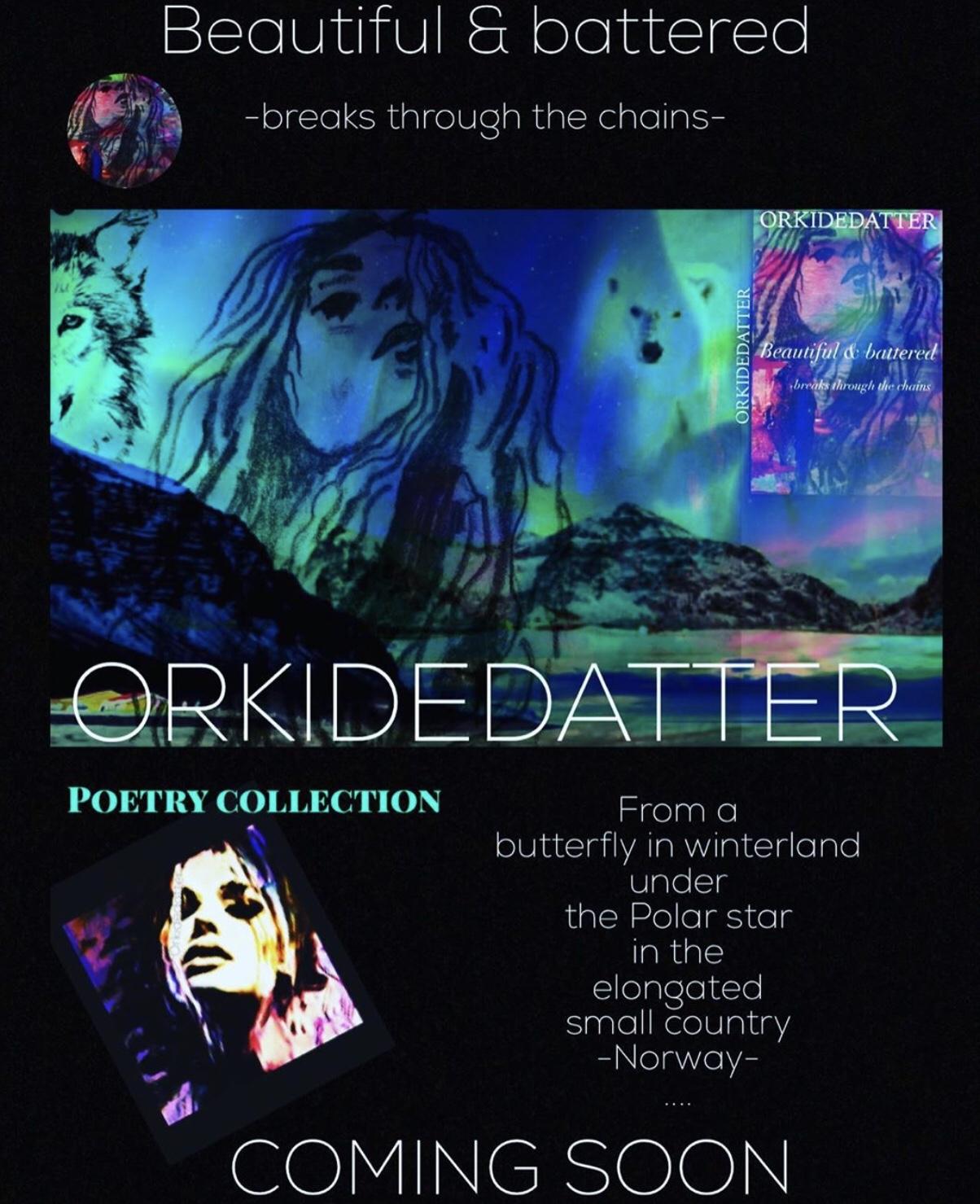 Art my own, Orkidedatter