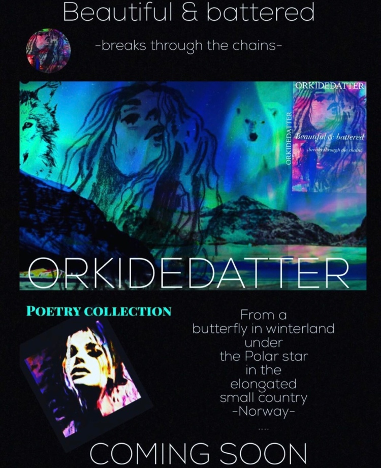 Art my own, Orkidedatter